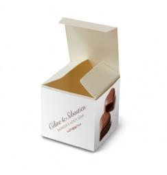 Wedding favor box chocolate BF