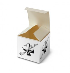 Wedding favor cinta