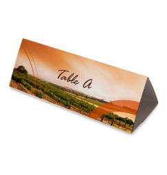 Table name wine wrap