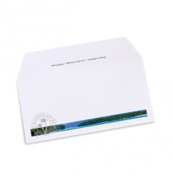 Wedding envelope caribbean beach