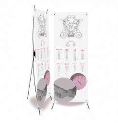 Table plan banner cinderella