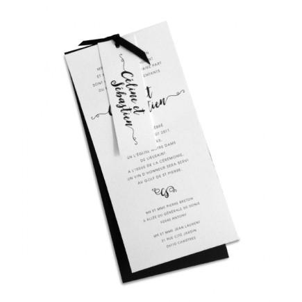 Wedding Invitation Love Letter