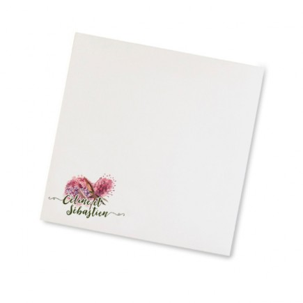Wedding envelope country frise
