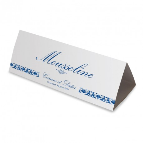 Table name blue lace