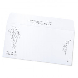 Wedding envelope yanagi