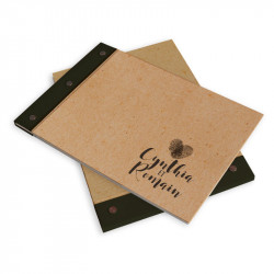 Wedding book rustic champetre